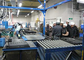 第二工場の写真