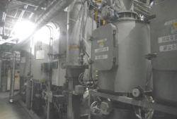 断熱材フロン回収機
