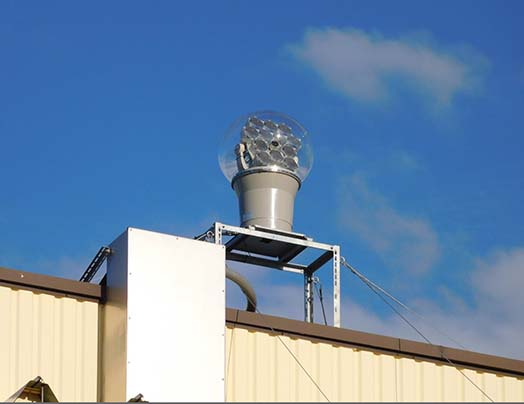 太陽光採光システム